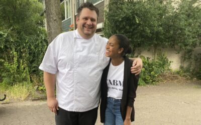 My kind of me-time; Koken met Topchef Koos!